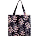 Winter Beautiful Foliage  Zipper Grocery Tote Bag View2