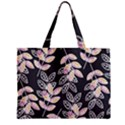 Winter Beautiful Foliage  Zipper Mini Tote Bag View2