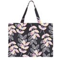 Winter Beautiful Foliage  Large Tote Bag View1