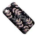 Winter Beautiful Foliage  Apple iPhone 3G/3GS Hardshell Case (PC+Silicone) View5