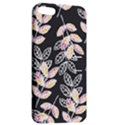 Winter Beautiful Foliage  Apple iPhone 5 Hardshell Case with Stand View2