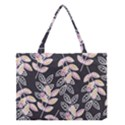 Winter Beautiful Foliage  Medium Tote Bag View1