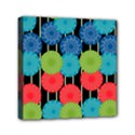 Vibrant Retro Pattern Mini Canvas 6  x 6  View1