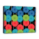 Vibrant Retro Pattern Deluxe Canvas 20  x 16   View1