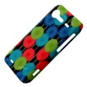 Vibrant Retro Pattern HTC Incredible S Hardshell Case  View4