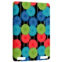 Vibrant Retro Pattern Kindle Touch 3G View2