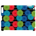 Vibrant Retro Pattern Apple iPad 2 Hardshell Case (Compatible with Smart Cover) View1