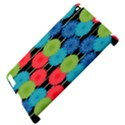 Vibrant Retro Pattern Apple iPad 2 Hardshell Case (Compatible with Smart Cover) View4
