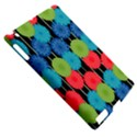 Vibrant Retro Pattern Apple iPad 2 Hardshell Case (Compatible with Smart Cover) View5