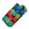 Vibrant Retro Pattern Apple iPhone 5 Hardshell Case (PC+Silicone) View4