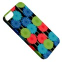 Vibrant Retro Pattern Apple iPhone 5 Classic Hardshell Case View5