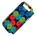 Vibrant Retro Pattern Samsung Galaxy S III Hardshell Case (PC+Silicone) View4