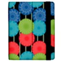Vibrant Retro Pattern Apple iPad Mini Flip Case View2