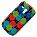 Vibrant Retro Pattern Samsung Galaxy S3 MINI I8190 Hardshell Case View4