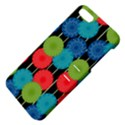Vibrant Retro Pattern Apple iPhone 5 Hardshell Case with Stand View4