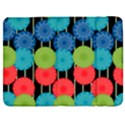 Vibrant Retro Pattern Samsung Galaxy Tab 7  P1000 Flip Case View1