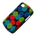 Vibrant Retro Pattern BlackBerry Q10 View4