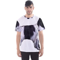 English Setter Full Men s Sport Mesh Tee