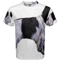 English Setter Full Men s Cotton Tee
