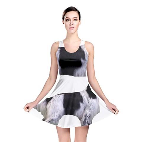 English Setter Full Reversible Skater Dress