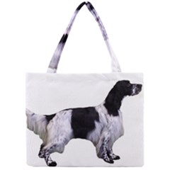 English Setter Full Mini Tote Bag