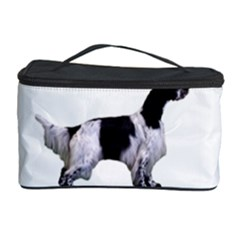 English Setter Full Cosmetic Storage Case