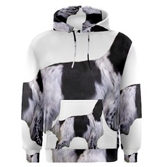 English Setter Full Men s Pullover Hoodie