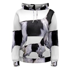English Setter Full Women s Pullover Hoodie