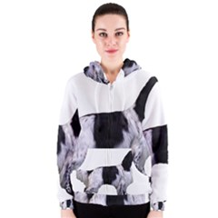 English Setter Full Women s Zipper Hoodie
