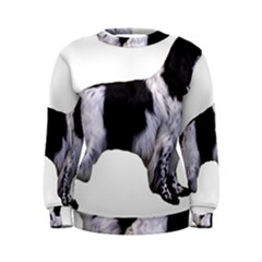 English Setter Full Women s Sweatshirt