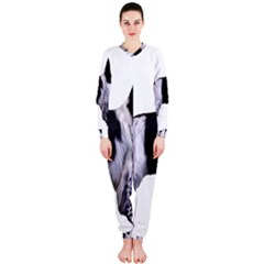 English Setter Full OnePiece Jumpsuit (Ladies)