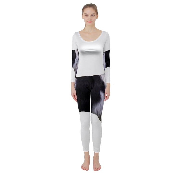English Setter Full Long Sleeve Catsuit