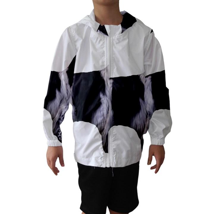 English Setter Full Hooded Wind Breaker (Kids)