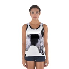 English Setter Full Women s Sport Tank Top