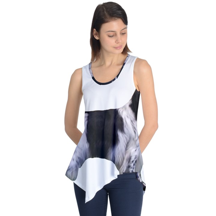 English Setter Full Sleeveless Tunic