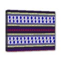 Colorful Retro Geometric Pattern Canvas 10  x 8  View1