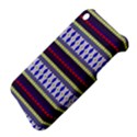 Colorful Retro Geometric Pattern Apple iPhone 3G/3GS Hardshell Case View4