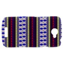 Colorful Retro Geometric Pattern HTC One S Hardshell Case  View1