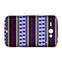 Colorful Retro Geometric Pattern HTC ChaCha / HTC Status Hardshell Case  View1