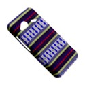 Colorful Retro Geometric Pattern HTC Droid Incredible 4G LTE Hardshell Case View5