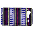 Colorful Retro Geometric Pattern HTC Incredible S Hardshell Case  View1