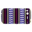 Colorful Retro Geometric Pattern HTC Desire S Hardshell Case View1
