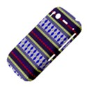 Colorful Retro Geometric Pattern HTC Desire S Hardshell Case View4
