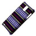 Colorful Retro Geometric Pattern Samsung Infuse 4G Hardshell Case  View4