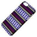 Colorful Retro Geometric Pattern Apple iPhone 5 Classic Hardshell Case View4