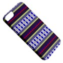 Colorful Retro Geometric Pattern Apple iPhone 5 Classic Hardshell Case View5