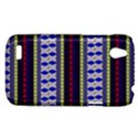 Colorful Retro Geometric Pattern HTC Desire V (T328W) Hardshell Case View1