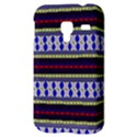 Colorful Retro Geometric Pattern Samsung Galaxy Ace Plus S7500 Hardshell Case View3