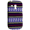 Colorful Retro Geometric Pattern Samsung Galaxy S3 MINI I8190 Hardshell Case View2
