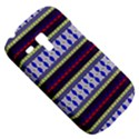 Colorful Retro Geometric Pattern Samsung Galaxy S3 MINI I8190 Hardshell Case View5
